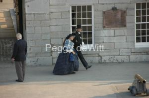 Kingston Fort Henry Couple #1436