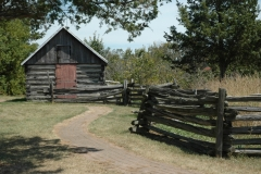 Ameliasburg Museum Log Building #1041