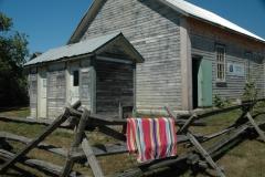 Ameliasburg Museum Victoria Schoolhouse 1043
