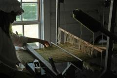 Ameliasburg Museum Weaving #1129