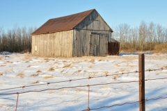 Barn Milford Winter #2928