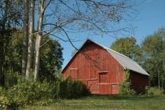 Barn Red Ridge Road #951
