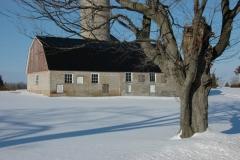 Barn Ridge Road Winter #1159