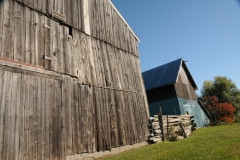 Barn Wall Pt Petre #2115