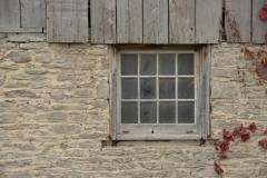Barn Window Fall #3084