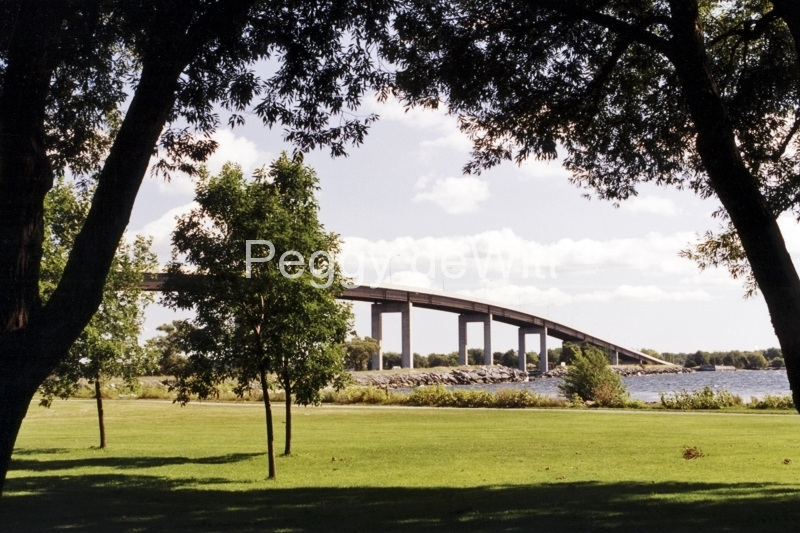 Belleville Bridge #288 8x12