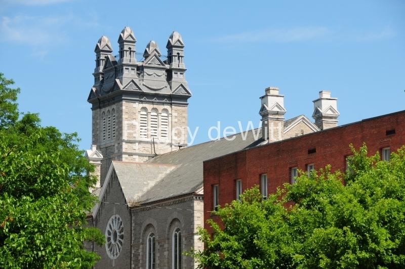 Belleville Church Steeple #2347