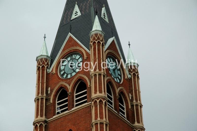 Belleville City Hall Clock #1523