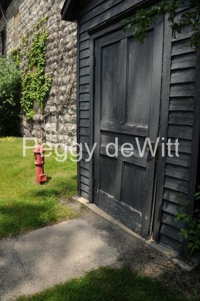 Belleville Corbyville Door #1642