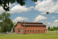 Belleville Corbyville Brick Building #1641