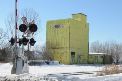Belleville Feedmill Winter #2786