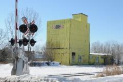 Belleville Feedmill Winter #2786