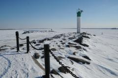 Belleville Lighthouse Winter #2792