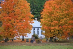 Black River Chapel Maples Fall #3167