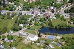 Bloomfield Aerial  Pond #1772