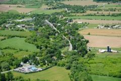 Bloomfield Aerial Summer #1773
