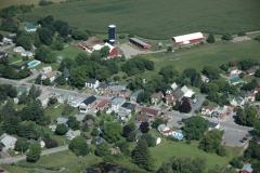 Bloomfield Aerial Villiage #1317