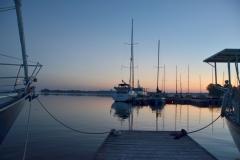 Boats Waupoos Dusk #3537