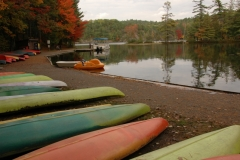 Bon Echo Park Canoes #1776