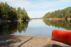 Parry Sound Nine Mile Lake Canoe (2) #2634