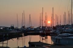 Waupoos Marina Sunrise #3454
