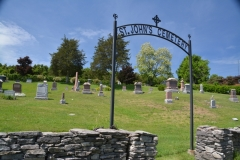 Cemetery St Johns #3089