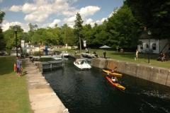 Chaffey's Locks Boats #1299