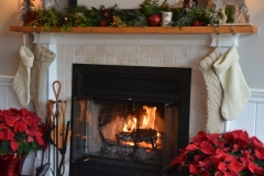 Christmas Fireplace #3547