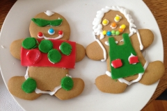 Christmas Ginger Breadmen #3164