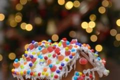 Christmas Gingerbread House (v) #3178
