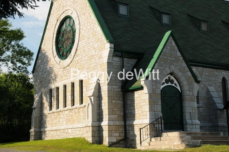 Church St Alban UEL Door #1786