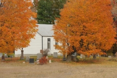 Black River Chapel Fall #1692