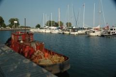 Cobourg Sailboats #1336