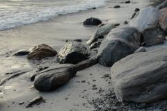 Consecon Rock Beach Closeup #2493