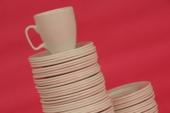 Dishes Cup Saucers #2364