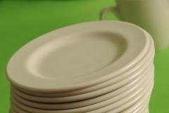 Dishes Plates Closeup #2368