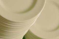 Dishes Plates (v) #2376