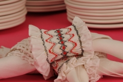 Table Napkin Pink #2439