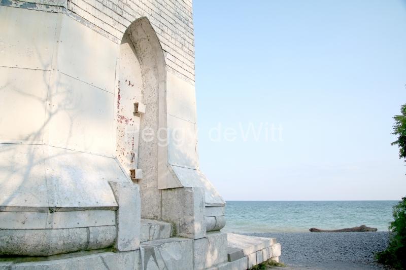 Door Lighthouse Presquile #3552