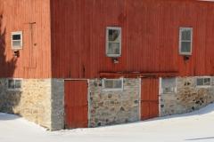 Barn Door Winter (2) #2114