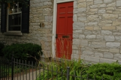 Kingston Door Red (v) #1428