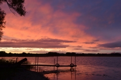 East Lake Sunset Dock #2968