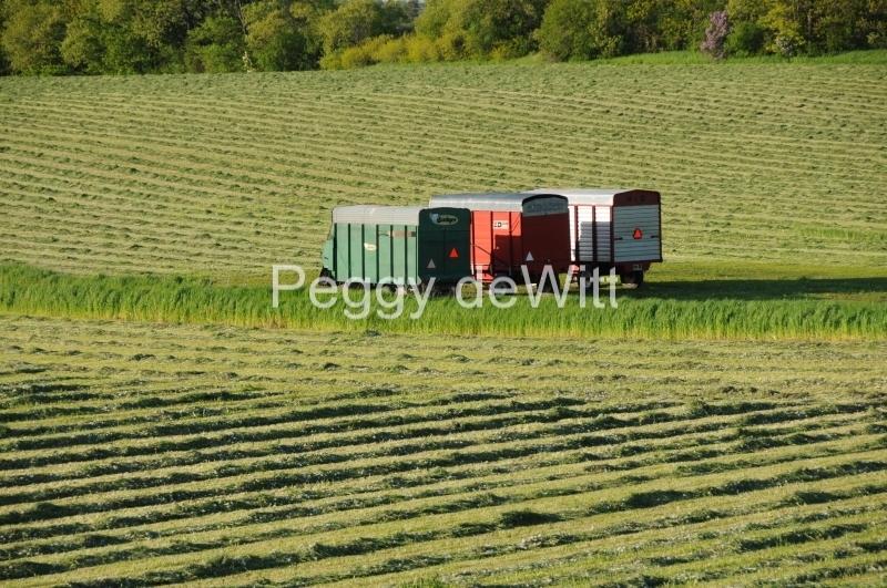 Farm Wagons Haylage #1816