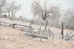 Farm Machine Northport Winter #2971