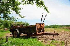 Farm Manure Spreader Rednersville #2500