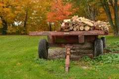 Wagon Firewood #3446