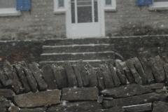Fence Stone Door Amherst Island (v) #2508