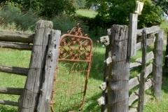 Gate Rusty Annie #3254
