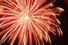Fireworks Canada Day 4 #1605