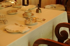 Food Table Setting #1941